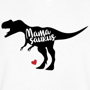 Mother's Day gift - Mamasaurus - Men's V-Neck T-Shirt