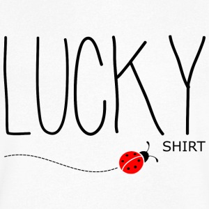 Lucky Shirt - Ladybird - Men's V-Neck T-Shirt