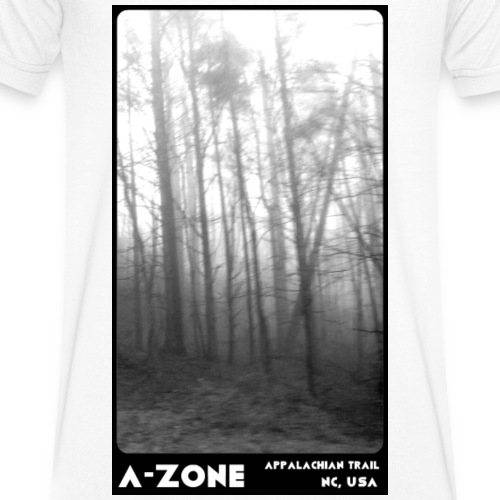 Appalachian Trail - Men's Organic V-Neck T-Shirt by Stanley & Stella