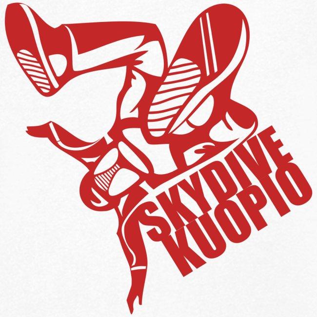 KLU logo red