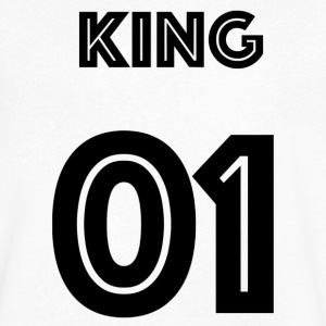 King Limited HD SMK - T-shirt Homme col V