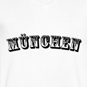 Munich - Men's V-Neck T-Shirt