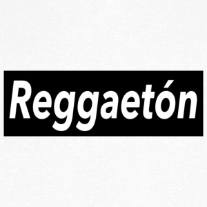 Reggaeton Shirt - black - Mambo New York - Men's V-Neck T-Shirt