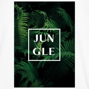 Jungle - Men's V-Neck T-Shirt