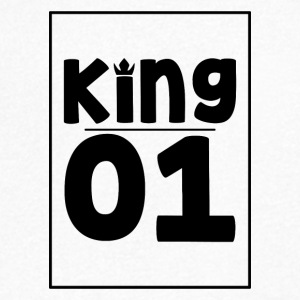 King 01 - Men's V-Neck T-Shirt