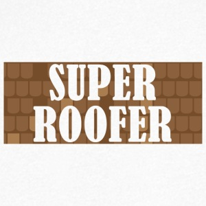 Roofers: Super Roofer - Men's V-Neck T-Shirt