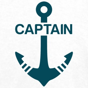 Captain - Men's V-Neck T-Shirt