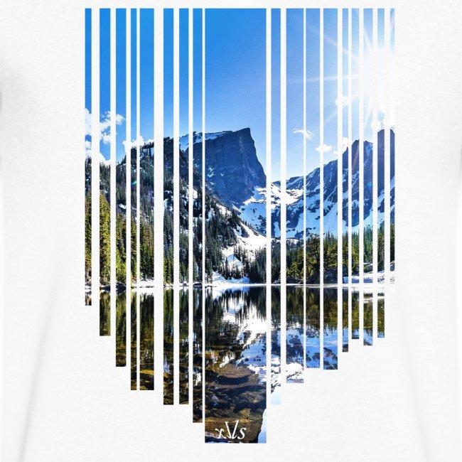 Mountain stripes