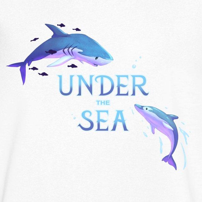 Under the Sea - Requin et dauphin