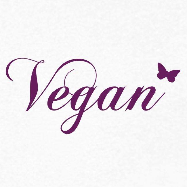 Vegan - Schmetterling