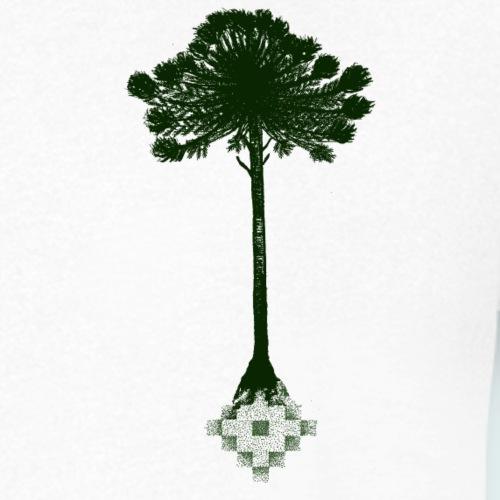 La Araucaria - Männer Bio-T-Shirt mit V-Ausschnitt von Stanley & Stella