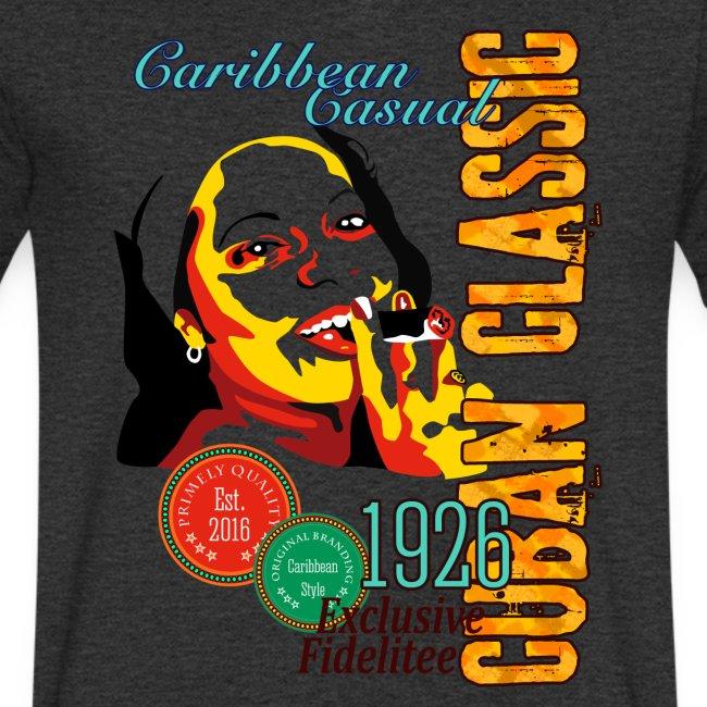 Caribbean Cigar Lady