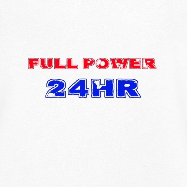 Full Power 24 HR