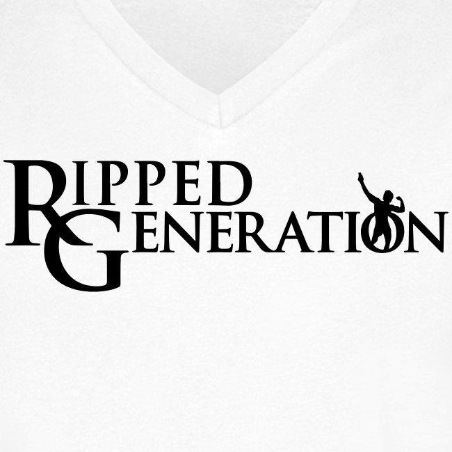 Ripped Generation Tekstilogo