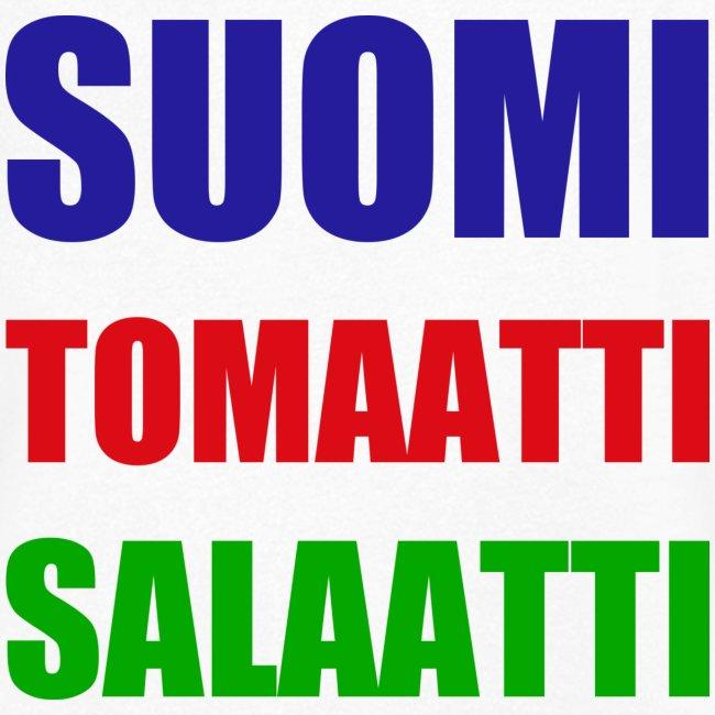 SUOMI SALAATTI tomater