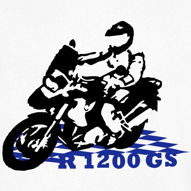 R 1200GS Bayernfahne