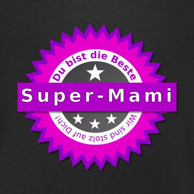 Badge Super-Mami