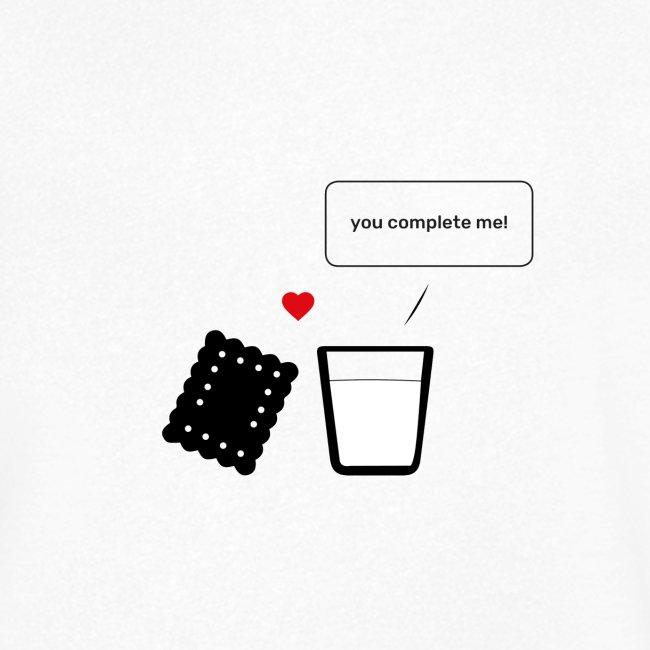 "Regali per Innamorati   ""Mi Completi"""