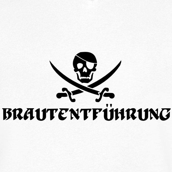 Brautentführung Piratenflagge Junggesellinnen