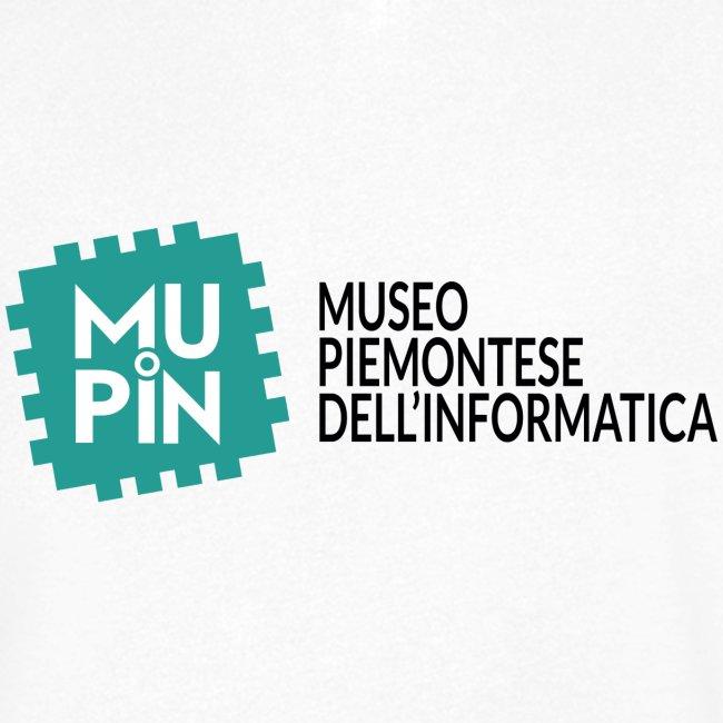 Logo Mupin con scritta