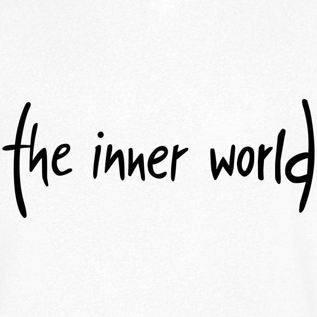 The Inner World Logo schwarz