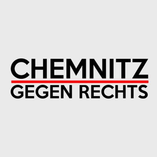 Chemnitz gegen Rechts - Men's Organic V-Neck T-Shirt by Stanley & Stella