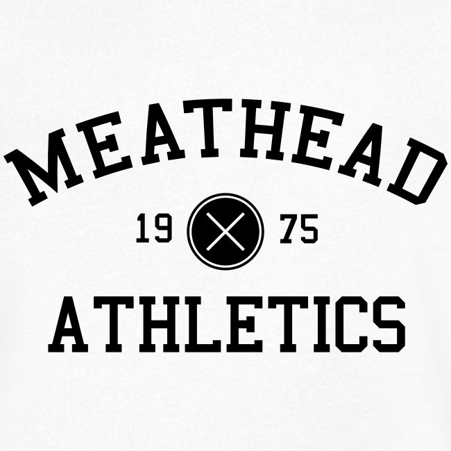 Meathead Athletics T-paita