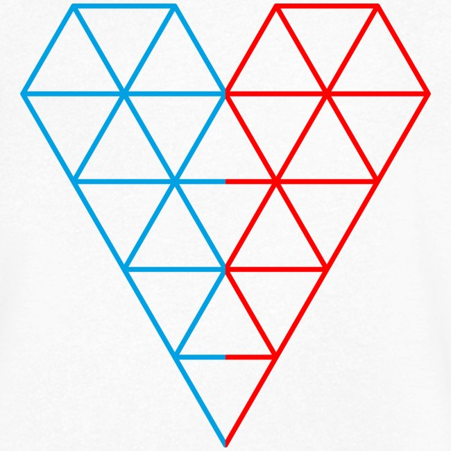 The Heart of Life x 1, Dual Polygon.