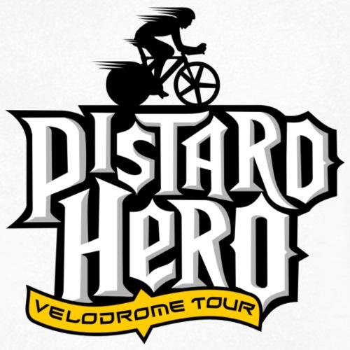 Pistard hero - T-shirt bio col V Stanley & Stella Homme