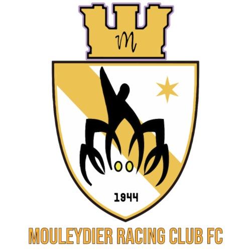 Mouleydier Racing Club - T-shirt bio col V Stanley & Stella Homme