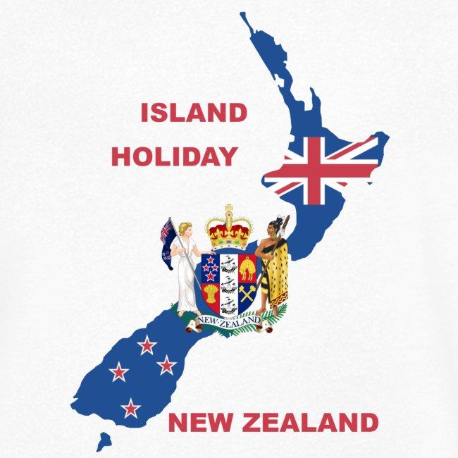 Neuseeland New Zealand Holiday