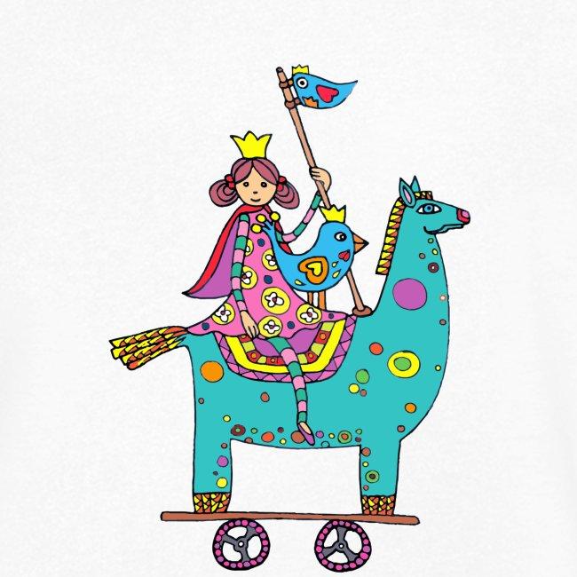 La princesse en voyage