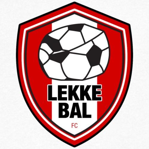 Lekke Bal FC - Mannen bio T-shirt met V-hals van Stanley & Stella