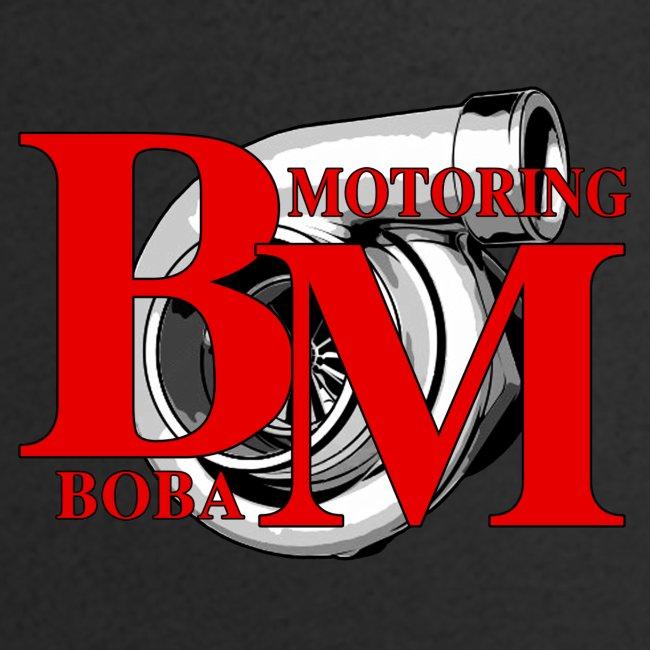 Boba-Motoring Fan Logo