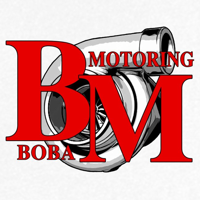 Boba-Motoring Fan Logo