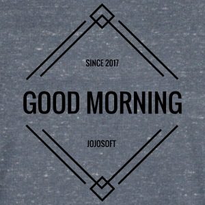 GOOD MORNING - Men's V-Neck T-Shirt