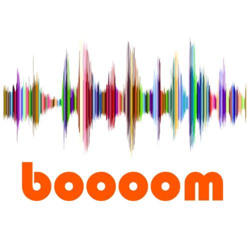 boooom - Männer Bio-T-Shirt mit V-Ausschnitt von Stanley & Stella