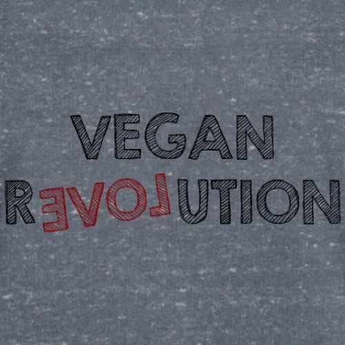 Vegan Revolution - Men's Organic V-Neck T-Shirt by Stanley & Stella