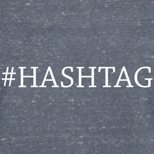 hashtag - Mannen bio T-shirt met V-hals van Stanley & Stella