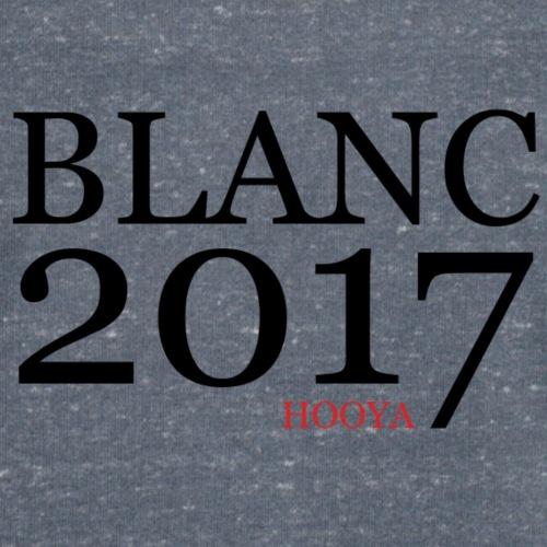 hooya BLANC 2017 - T-shirt bio col V Stanley & Stella Homme