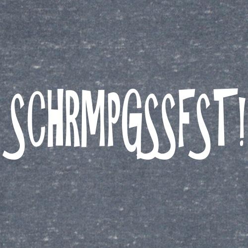 Schrimpegassefest - Männer Bio-T-Shirt mit V-Ausschnitt von Stanley & Stella