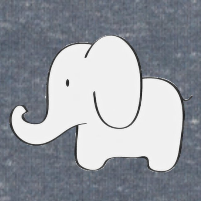 Little white elephant