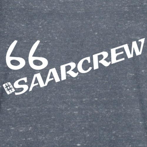 SAARCREW 66 - White BIO Colors by Stanley & Stella - Männer Bio-T-Shirt mit V-Ausschnitt von Stanley & Stella