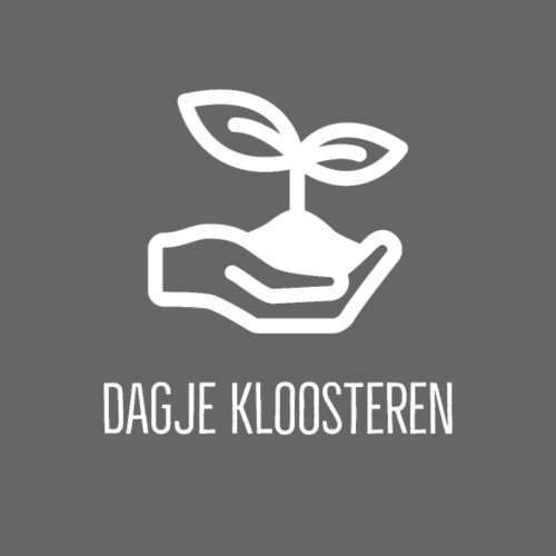 Dagje Kloosteren Enkelzijdig - Mannen bio T-shirt met V-hals van Stanley & Stella