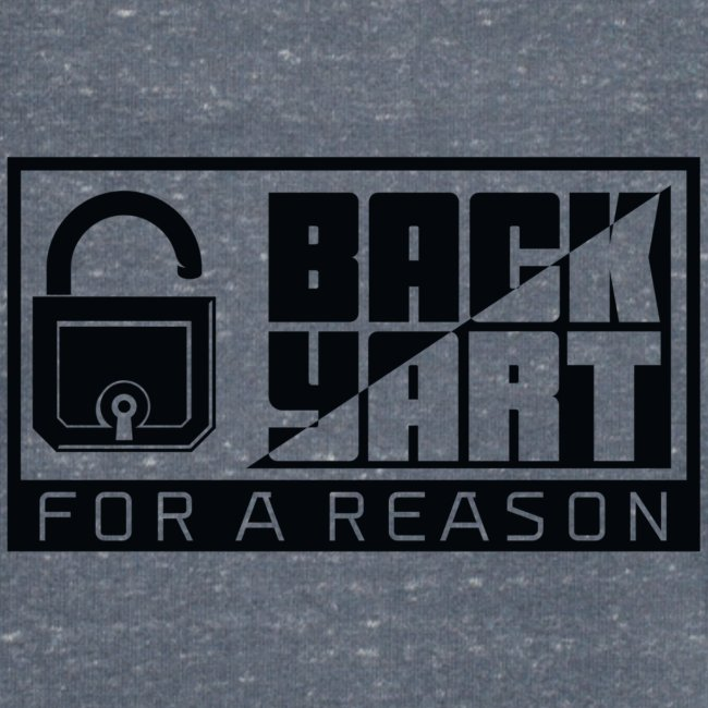 backart - for a reason