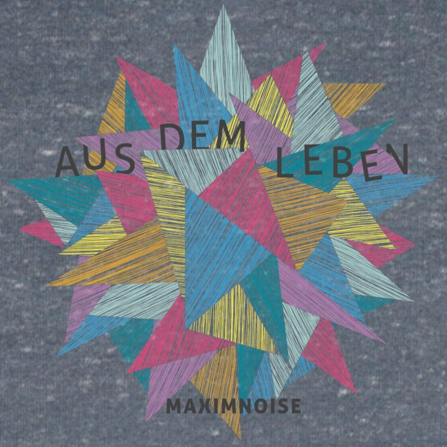 """Aud edem Leben"" Tshirt für Männer"