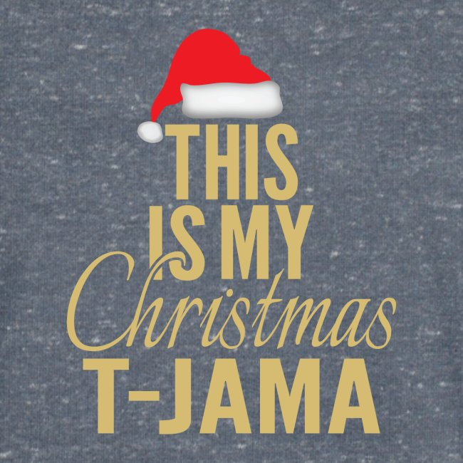 This is my christmas t jama gold 01