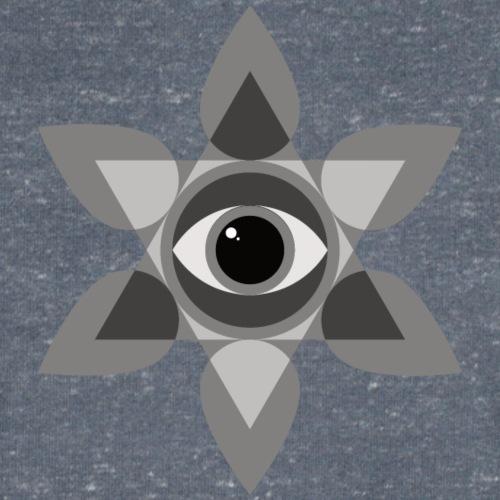 das Auge des Bewusstseins - Männer Bio-T-Shirt mit V-Ausschnitt von Stanley & Stella