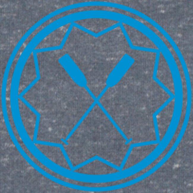 Drachenboot Kanu Outrigger Emblem Paddel 1c