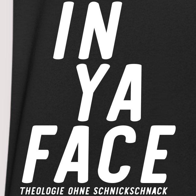 IN YA FACE Logo